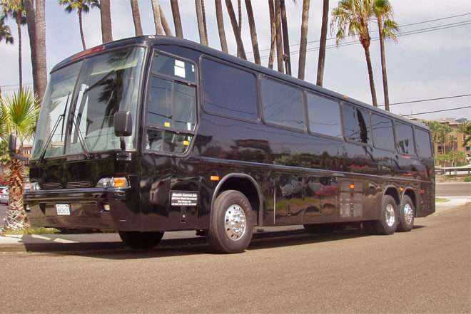 Party Bus Service In Davie