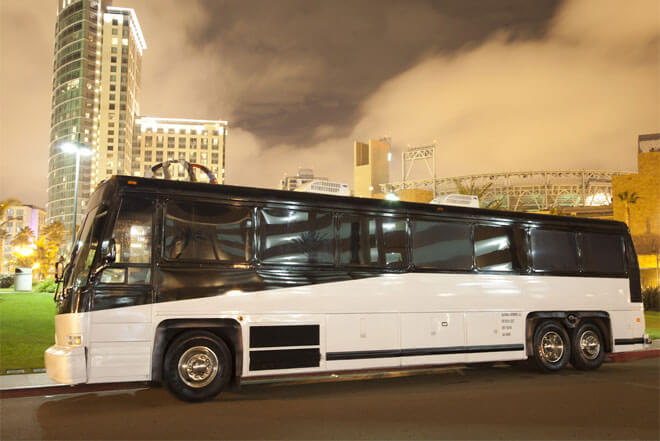 Party Bus Service In Deerfield Beach