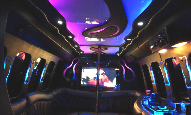 Party Bus Service In Lake Mary