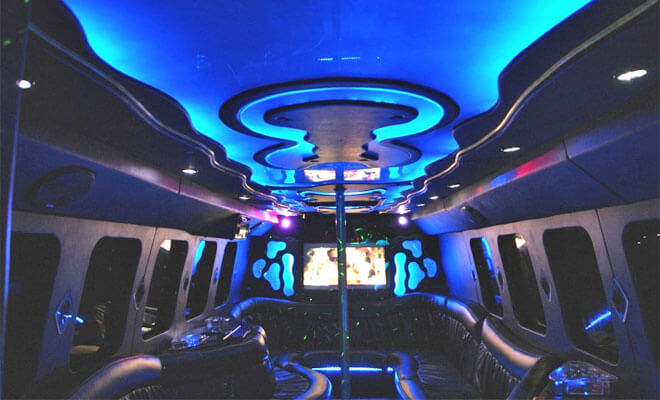 Party Bus Service In Land O'Lakes
