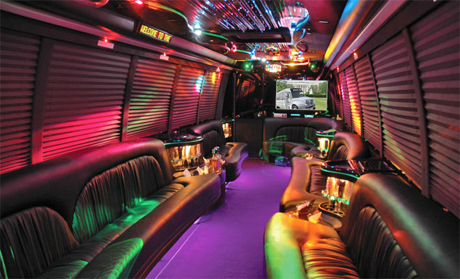 Party Bus Service In North Port