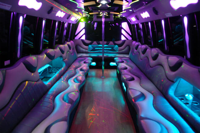 Party Bus Service Pompano Beach