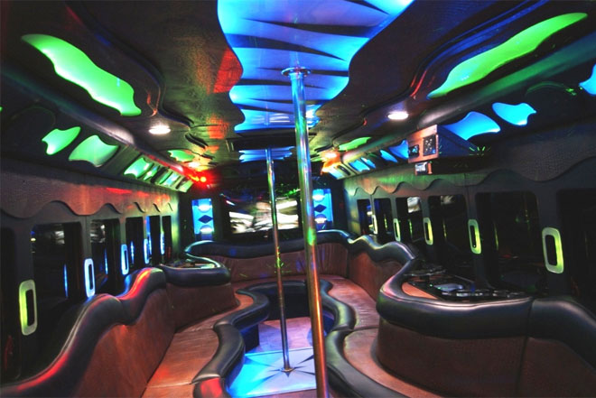 Party Bus Service in Princeton