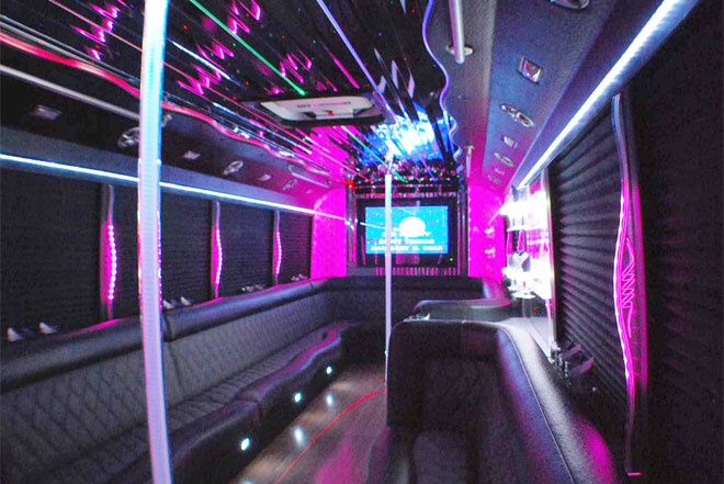 Party Buses Citrus Park