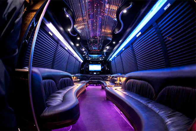 Party Buses in Bradenton