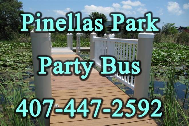 Party Bus in Pinellas Park