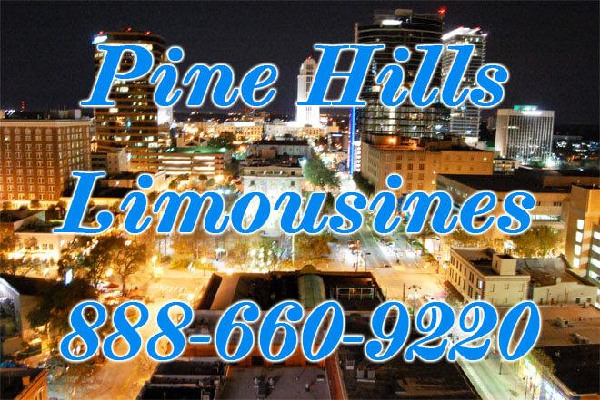 Pine Hills Limousine Service