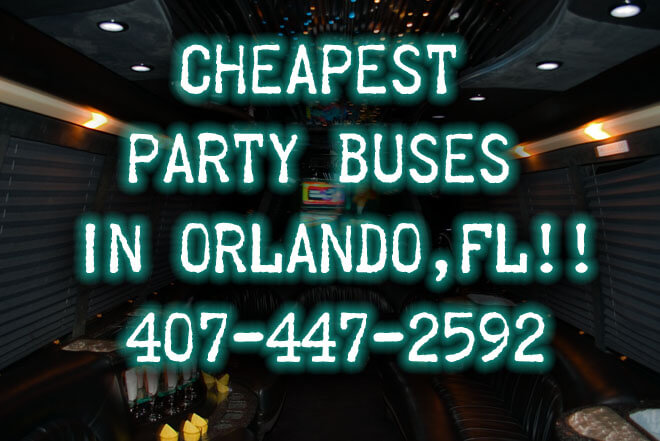 Pine Hills Party Buses