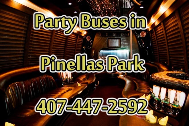 Pinellas Park Party Buses