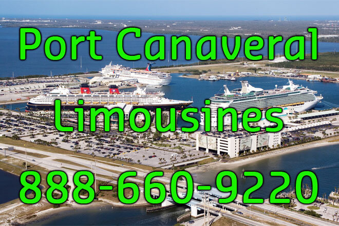 Elegant Port Canaveral Limo Service, Port Canaveral Limousine Service