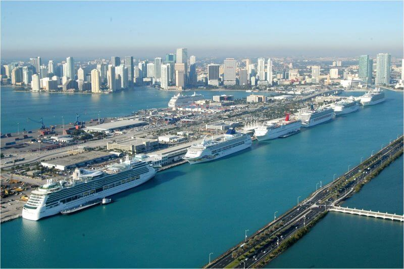 Port of Miami Party Bus Rentals