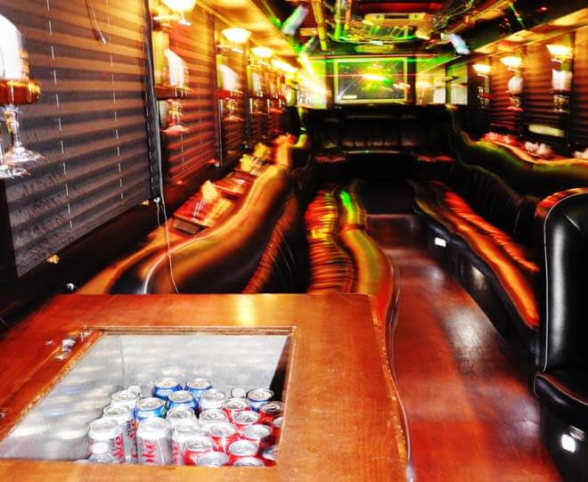 Port of Miami Party Bus Service