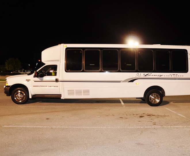Port of Miami Party Bus Services