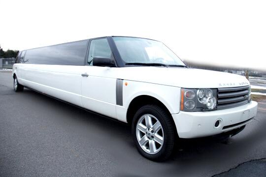 Range Rover Limo Rental