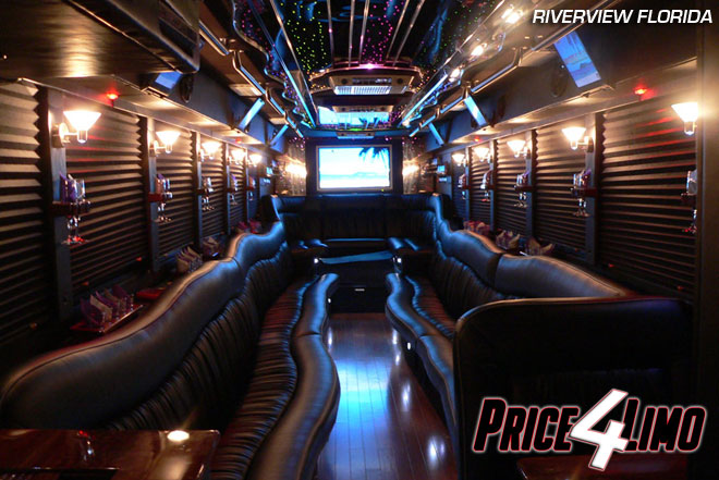 Riverview Party Buses