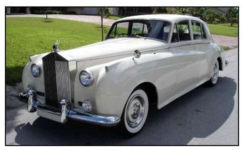 Rolls Royce Rental Florida