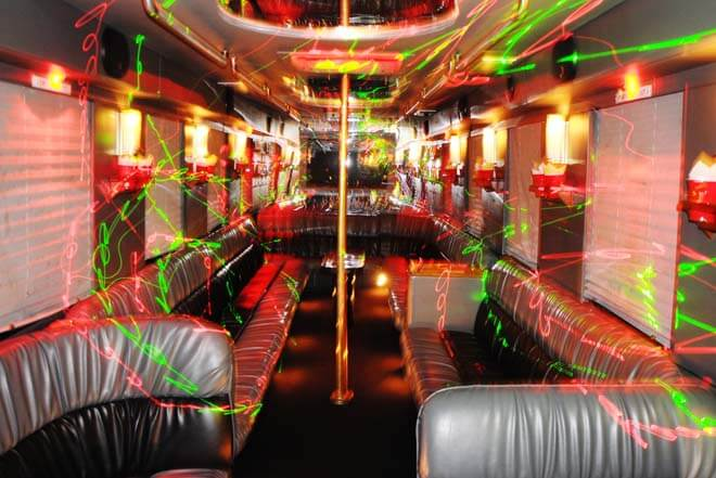 Saint Cloud Party Bus