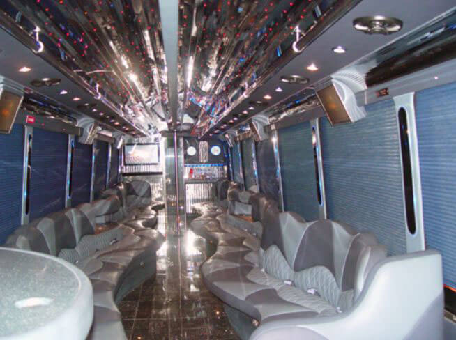 Sanford Party Bus Rental