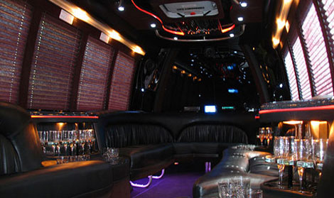 Savannah Party Bus Service