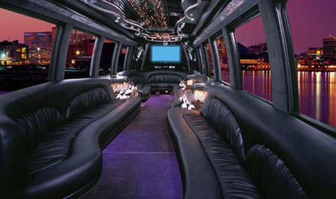 Savannah Party Buses