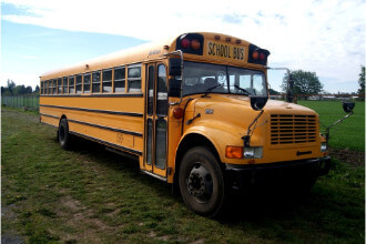 School Bus Rental Denver