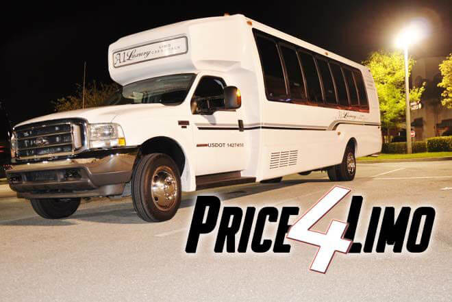 Shuttle Bus Service St Pete