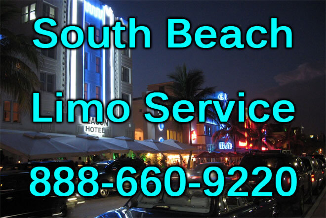 South Beach Limo Service