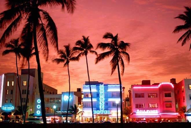South Beach Party Bus Rental