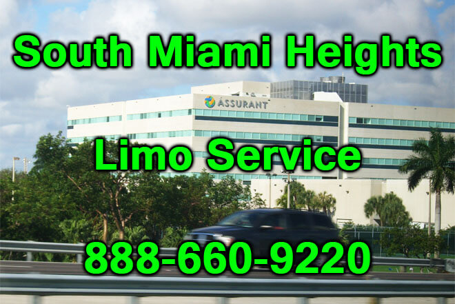 South Miami Heights Limo Service