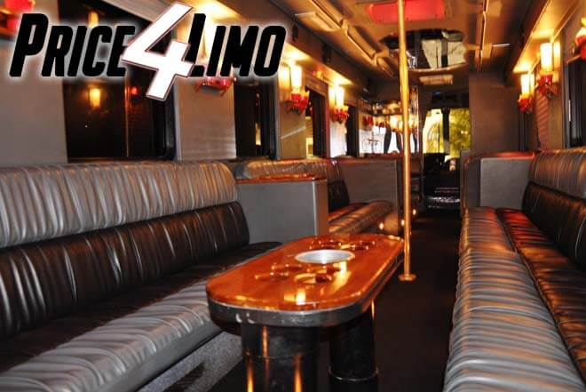 South Miami Heights Party Buses