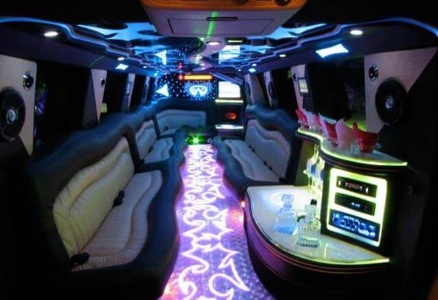 Sporting Events & Concerts Limos