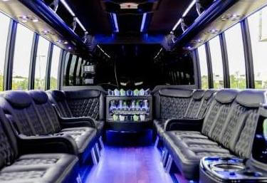 Sporting Events & Concerts Party Buses