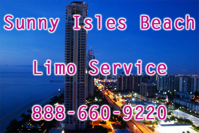 Sunny Isles Limo Service