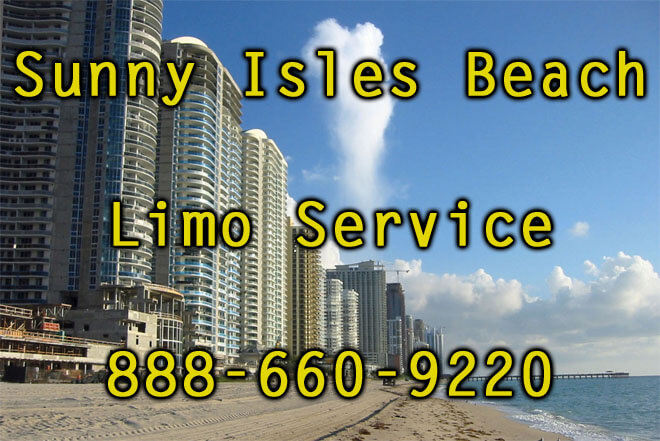 Sunny Isles Limousine Service