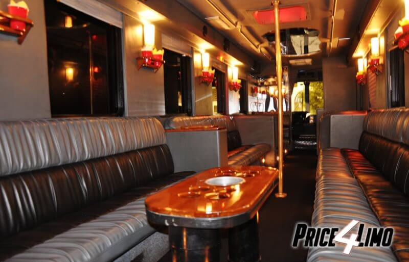 Tamarac Party Bus Rental