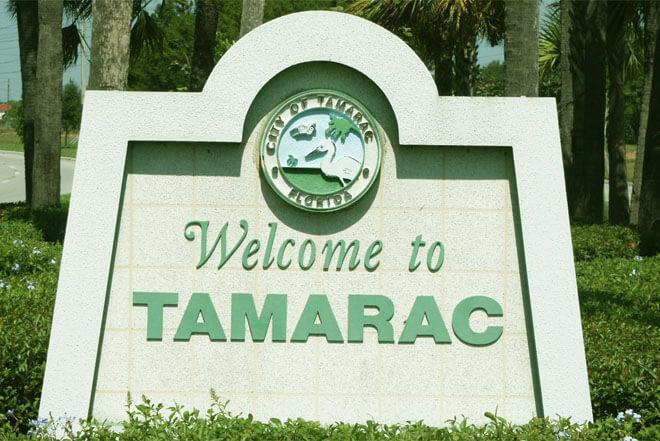 Tamarac Party Bus Service