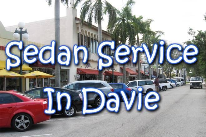 Taxi Service in Davie