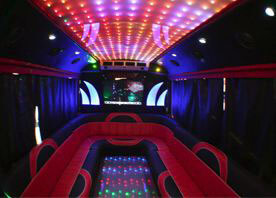 The Villages Party Bus Rental