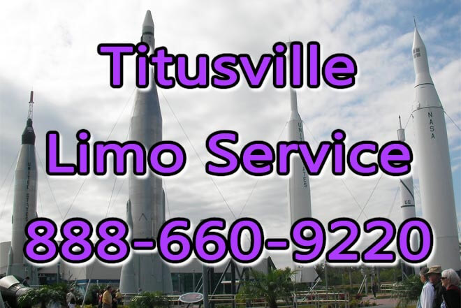 Titusville Limo Service
