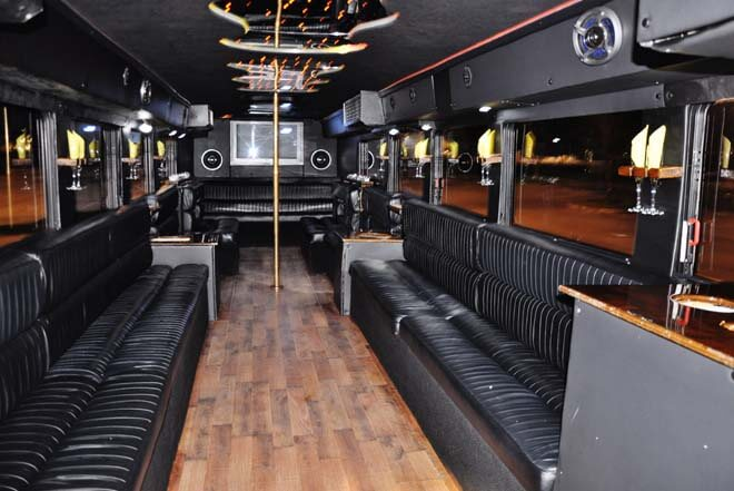 Titusville Party Buses