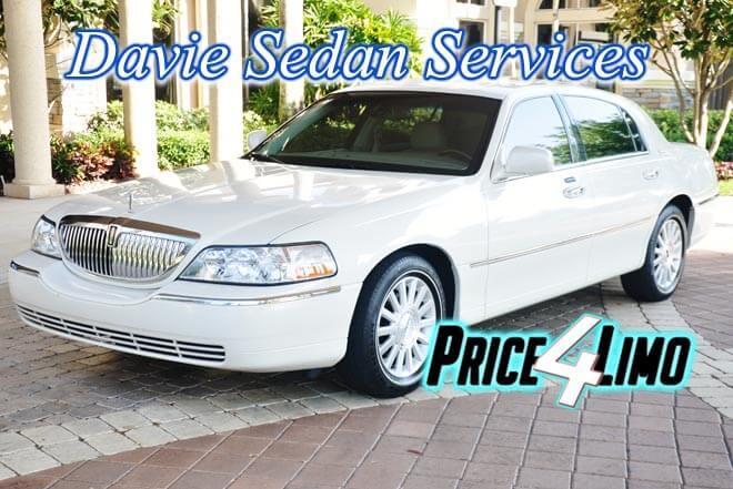Town Car Service in Davie