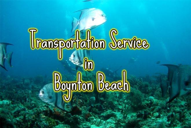 Transportation Boynton Beach