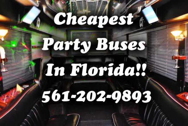 University Park Party Buses