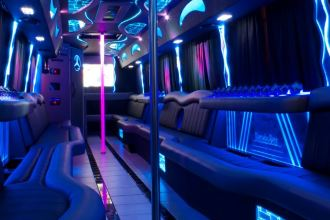Charter Party Bus