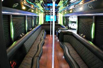 Medium Party Bus