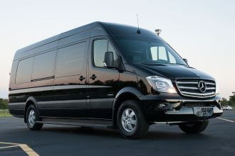 Executive Sprinter Bus