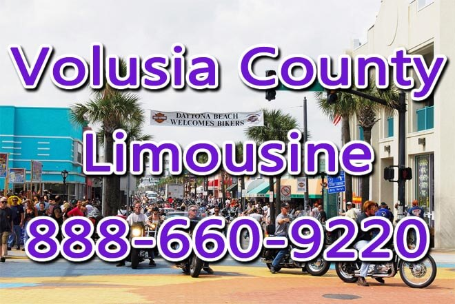 Volusia County Limo Service