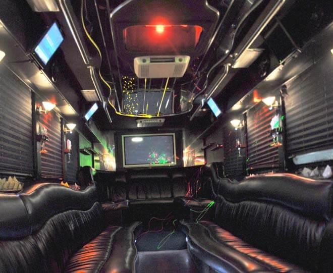 Weston Party Bus Service