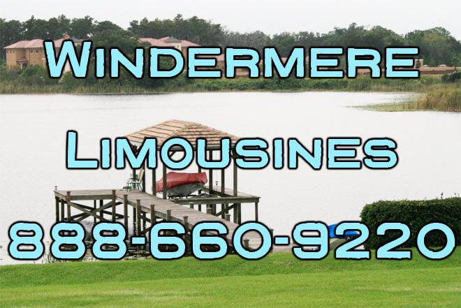Windermere Limousine Service