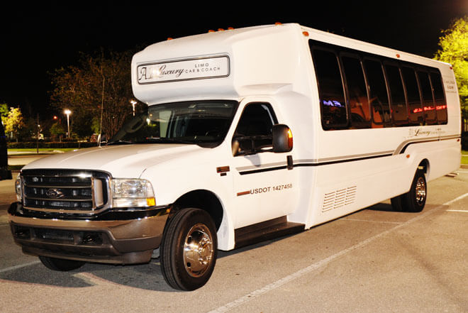 Windermere Party Buses
